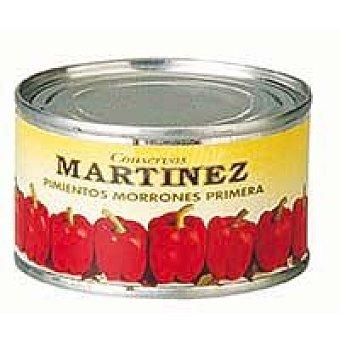 Fco Martinez Pimiento morrón entero Lata 60 g