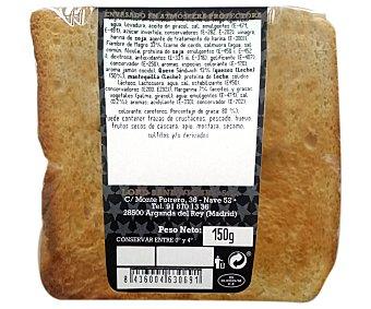 Lord Sandwiches Sándwich tostado mixto 150 gramos
