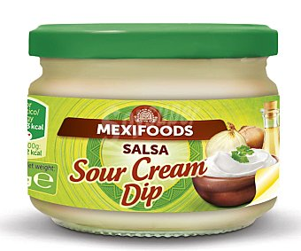 Mexifoods Salsa Sour Cream 240 Gramos