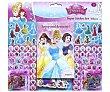 Set de 500 pegatinas de las de Disney, etiquetas engomadas, impermeables. PRINCESAS. Princesas