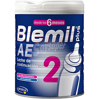 BLEMIL Plus 2 AE leche de continuación desde los 6 meses Bote 800 g