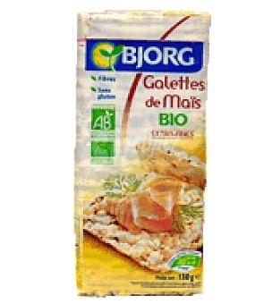 Bjorg Tortitas de maíz bio 130 g