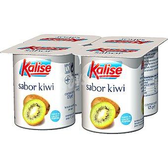 Kalise Yogur sabor kiwi Pack 4 unidades 125 g