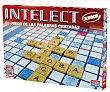Juego de mesa infantil construcción de palabras Intelect Junior, más de 2 jugadores juegos  Falomir juegos