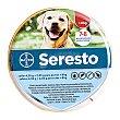 Collar antiparásito para perros de más de 8 Kg Bayer Seresto 70 cm 8 Kg Seresto
