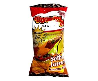 Bonilla Patatas fritas sabor jamón EL guiso 130 Gramos