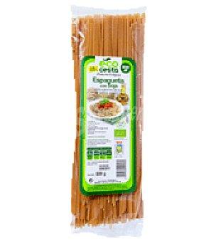 Ecocesta Espaguetis con soja 500 g