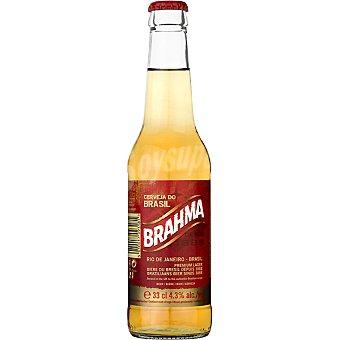 Brahma Cerveza rubia de Brasil 33 cl
