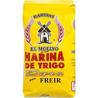 El Molino Harina de trigo duro para freír Paquete 1 kg