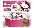 Disco de azúcar 16cm, decoración de postres hello kitty 25 gr Dekora