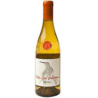 VILLA LOS COLIBRIES Vino blanco D.O. Ribeiro Botella 75 cl