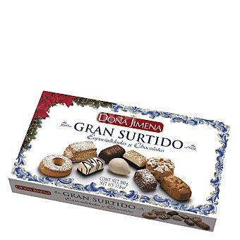 Doña Jimena Gran surtido especialidades y chocolates 500 g