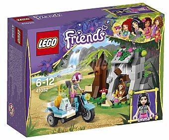 LEGO Play Set Friends Moto de Apoyo Médico, Modelo 41032 1 Unidad