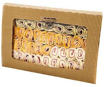 Lord Sandwiches Selección de mini wraps (fajitas) surtidas 730 g