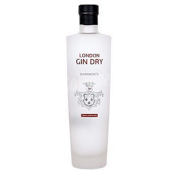 BARMONS London dry gin premium botella 70 cl Botella 70 cl