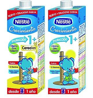 Junior Nestlé Leche 1+ protección Crecimiento 1 LTS