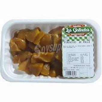 Galindo Pinchito de pollo abodabo Bandeja 400 g