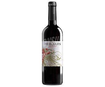 Hércules Vino tinto ecológico con denominación de origen protegida Jumilla Botella de 75 cl