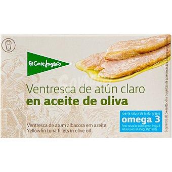 ALIADA Ventresca de atún en aceite de oliva Lata 73 g neto escurrido
