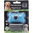 Porta bolsas higiénicas para perros con recambio 20 unidades San Dimas