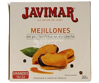 Javimar Mejillones en escabeche 156 g