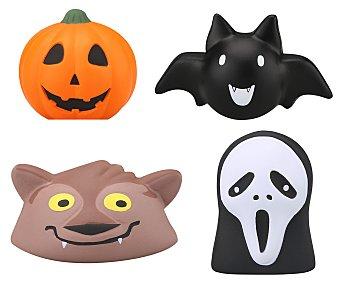 Halloween Surtido de figuras estrujables,