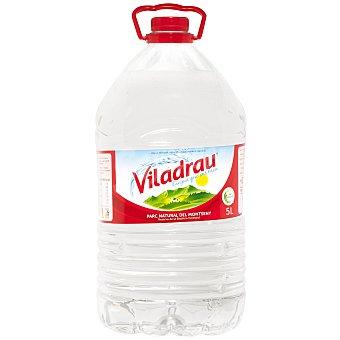 Viladrau Agua mineral Garrafa 5 litros