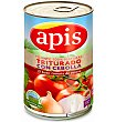 Tomate triturado con cebolla Lata 410 g Apis