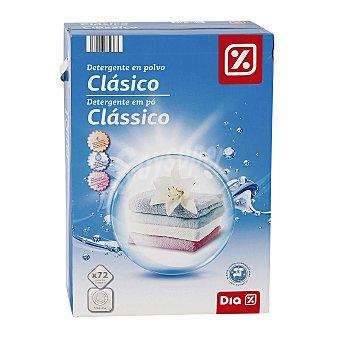 DIA Detergente máquina polvo maleta 72 cacitos 72 cacitos