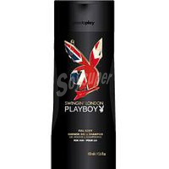 Playboy Fragrances Gel London Bote 400 ml