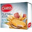 Filetes de atún empanados 320 g Campos