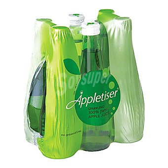 Appletiser Zumo manzana Pack 6x27,5 cl