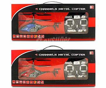 Productos Económicos Alcampo Helicóptero Teledirigido 1 Unidad