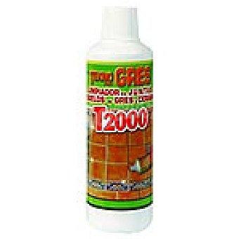 T2000 Tekno Gres Limpia juntas Botella 750 ml