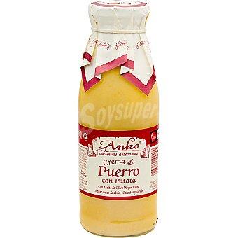Anko Crema de puerros Botella 485 g