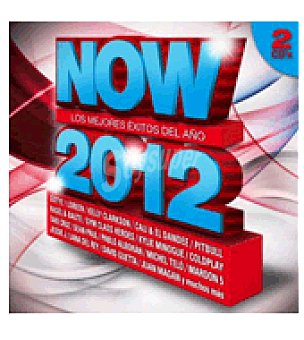 NOW 2012 2CD