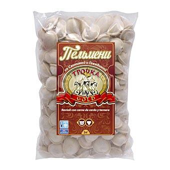 Tpouka Ravioli de ternera y cerdo 1 kg