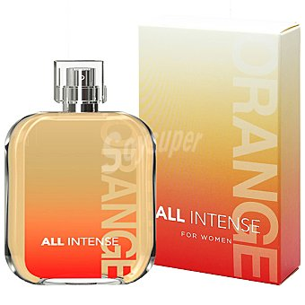 All Intense eau de toilette femenina Orange spray 100 ml