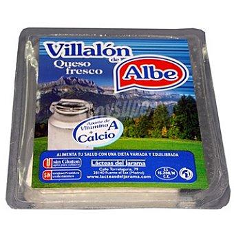 ALBE Queso fresco Villalón Envase 250 g