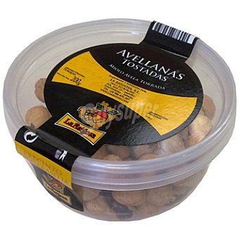 La Reigosa Avellanas tostadas Tarrina 200 g