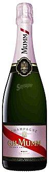 G.H.Mumm Champagne rose 75 cl