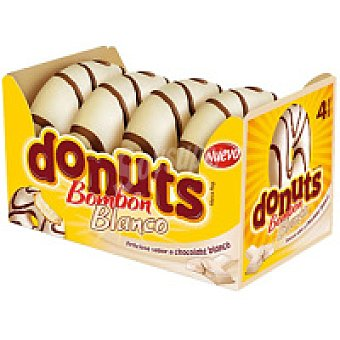 Donuts Donuts blanco 4 unid