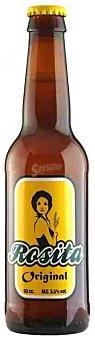 Rosita Cerveza original 33 cl