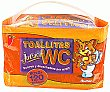 Toallitas WC Junior Pack de 60 Unidades Auchan