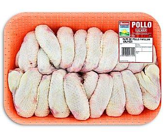 Auchan Producción Controlada Alitas de Pollo Galmier 1100g