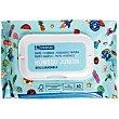 Higiénico húmedo biodegradable Junior paquete 60 unid Eroski
