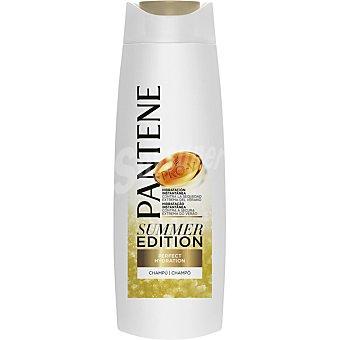 Pantene Pro-v champú hidratación instantánea summer edition contra la sequedad extrema del verano frasco 360 ml