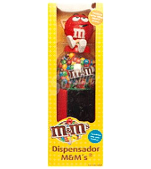 m&m's M&m's peanut dispensador 400 g
