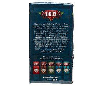 Orus Café Molido Descafeinado Natural 250 Gramos