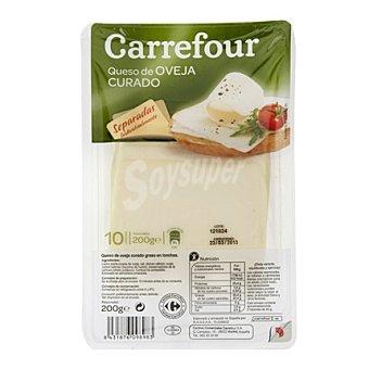 Carrefour Queso en lonchas de oveja 200 g